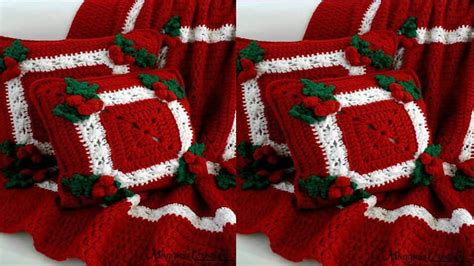 adornos navideos a crochet tejidos a crochet para navidad youtube