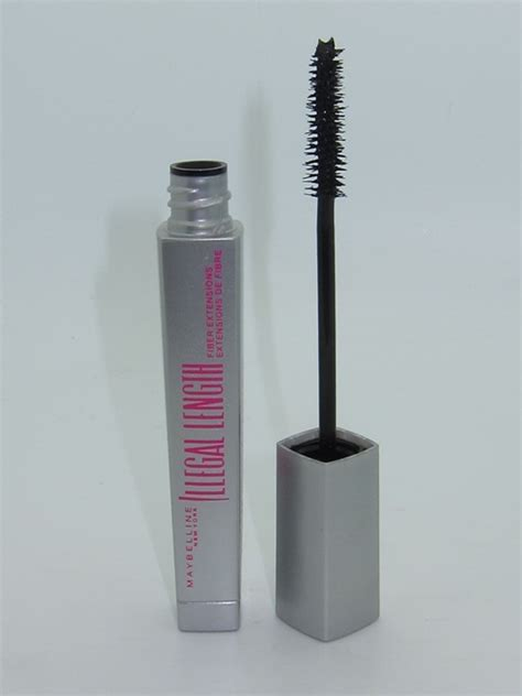 Maskara Maybelline Illegal Lengths Maybelline Illegal Length Mascara Review Musings Of A Muse