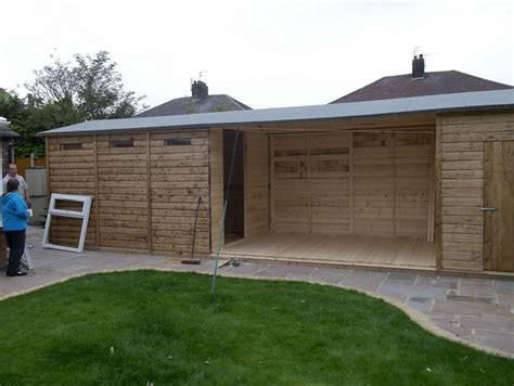 Garden Sheds Liverpool by Merseyside Sheds Sale And Installation Of Garden Sheds