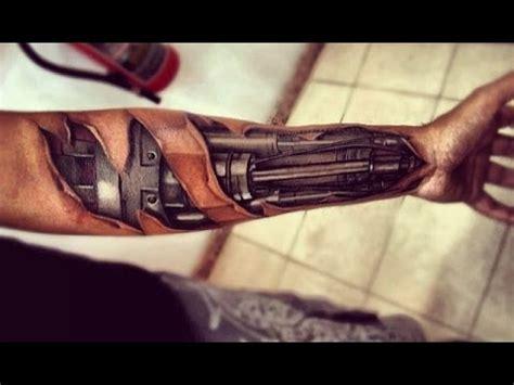 tattoo 3d robot 3d tattoos 3d robotic tattoo designs