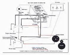 boat battery switch explained dual battery wiring diagram c trailer pinterest