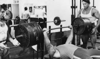 Home Dumbbell Workout Routine No Bench - breaking through muscle building plateaus part 1 arnold schwarzenegger
