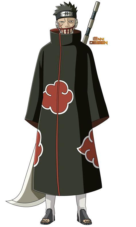 Kaos Deidara Akatsuki Chibi Boruto Anime shippuden juzo biwa akatsuki by iennidesign on