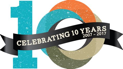 10 year anniversary july 9th 10 year anniversary celebration pitch in for