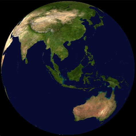 Cd Around The World Philippines Malaysia malaysia on satellite map nasa world wind malaysia is