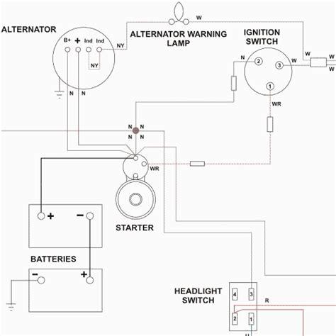 lucas starter solenoid wiring diagram 37 wiring diagram