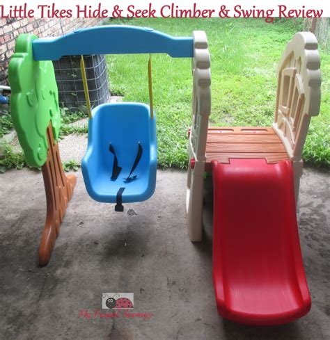 little tikes hide and seek climber and swing little tikes hide and seek climber and swing review modern