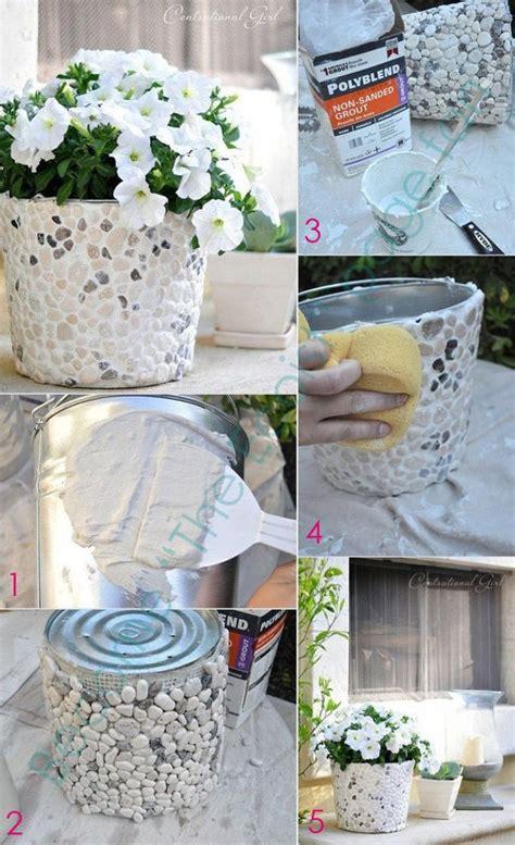 decorare vasi di plastica decorare i vasi con 3 tecniche diverse bioradar