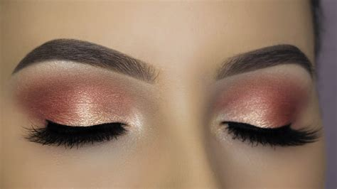 Make Up Silky Soft Eye Makeup For Everyday Wear Tutorial