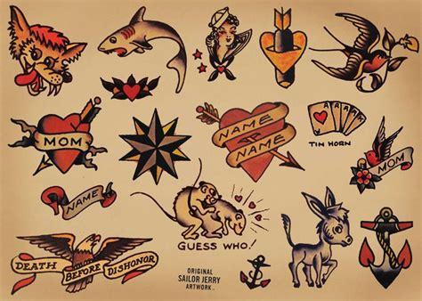 rose tattoo sailor jerry 1963 sailor jerry keith collins flash sheet algemeen