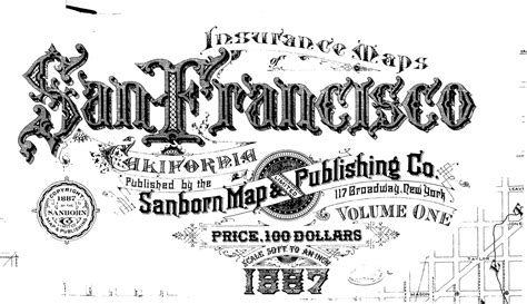 tattoo lettering san francisco sanborn fire insurance maps local research sf oakland