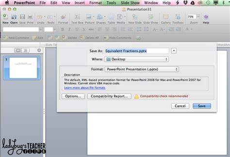 powerpoint default template creating default templates in powerpoint ladybug s