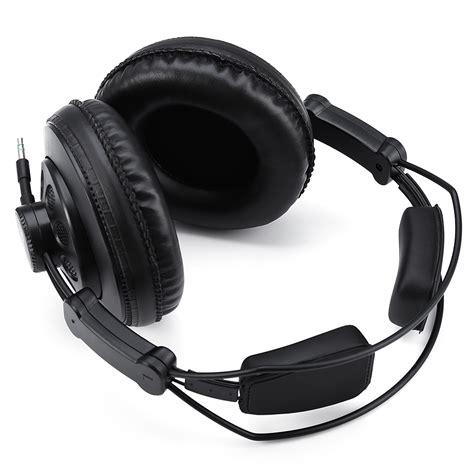 Superlux Hd668b Dynamic Semi Open Headphones T1910 2 superlux hd668b wired semi open professional studio standard dynamic earphone hifi