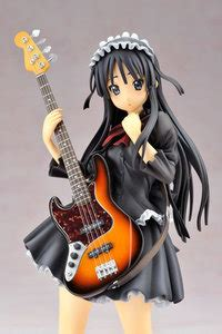 Pvc Figure Mio Akiyama K On High School Ver 5th Anniv Mib Kws alter k on akiyama mio school festival ver 1 8 pvc