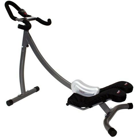brand new abs pro abdominal exercise home machine w workout counter ebay