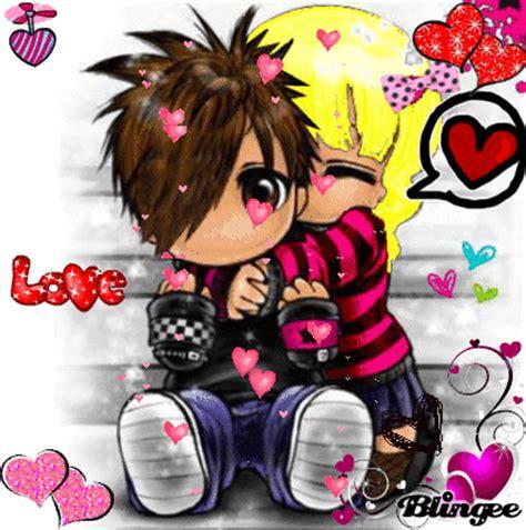 imagenes anime manga de amor imagem de amor manga 108754368 blingee com
