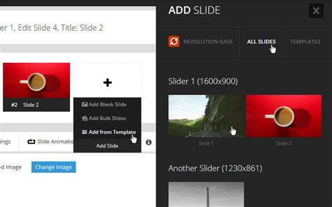 Magento Slider Revolution 5 Add Slide Templates Nwdthemes Com Free Revolution Slider Templates