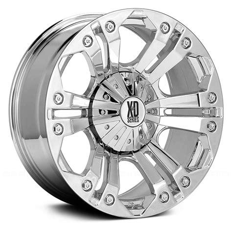 chrome xd wheels xd series 174 xd778 monster wheels chrome rims