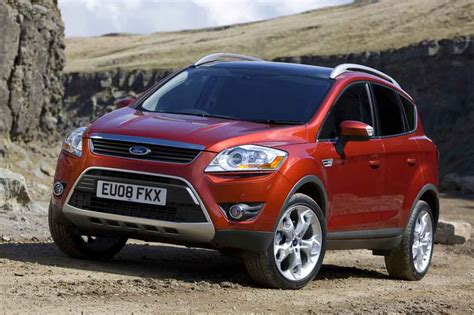 4x4 Ford by Kuga 2 0 Tdci 4x4