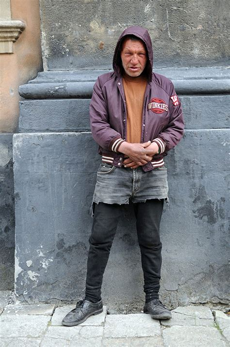 Diy Meet 55 Year Old Slavik The Most Fashionable Homeless Man In | diy meet 55 year old slavik the most fashionable