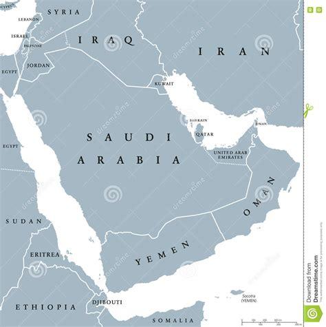 arabian peninsula political map arabian peninsula political map www pixshark