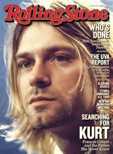 Kurt Cobain Listen To An Unheard Song Go Inside The New Issue Rolling Stone