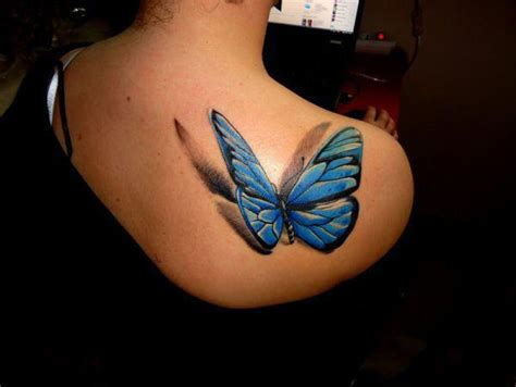 tattoo 3d ink 85 3d butterfly tattoos