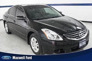 sell used 12 altima 2.5 sl, 4 cylinder, auto, leather