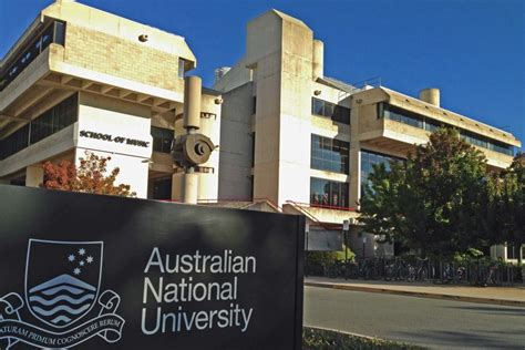 Anu Australia Mba Ranking by Why Study In Australia Top Reason To Study Abroad In