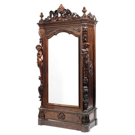 belle armoire belle armoire 192 ressaut richement sculpt 201 e estampill 201 e de l