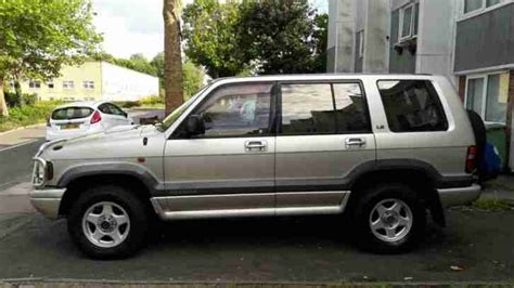 i just got a 1995 isuzu trooper and it wont start i think it may have something to do with anti isuzu 1994 bighorn trooper gold 4x4 mot august 2017 car for sale