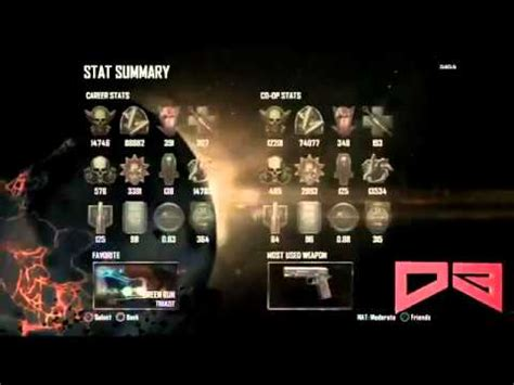 tutorial zombies bo2 black ops 2 zombies max rank glitch how to get highest
