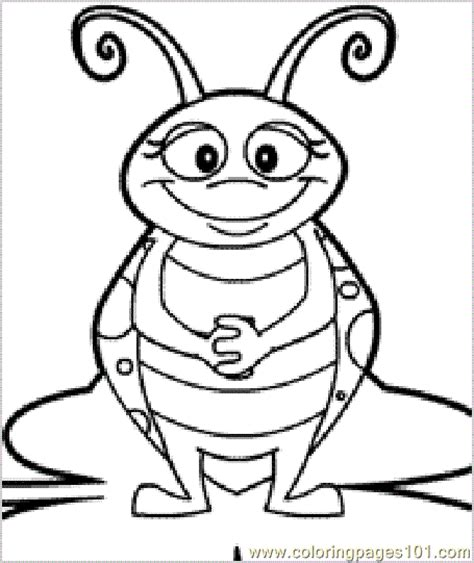 coloring pictures of butterflies and ladybugs free coloring pages of ladybug and butterfly