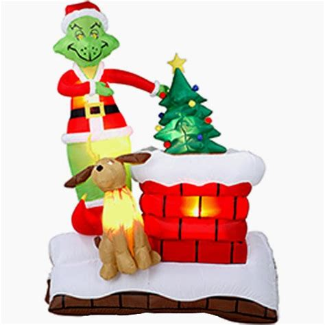 grinch inflatables for sale myideasbedroom com