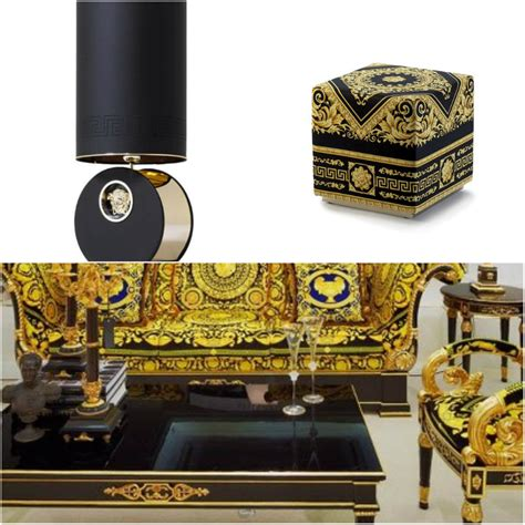 how to decorate your milan appartment with versace home decor