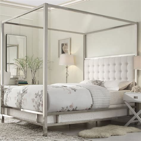 bed with canopy modern canopy bed ideas editeestrela design