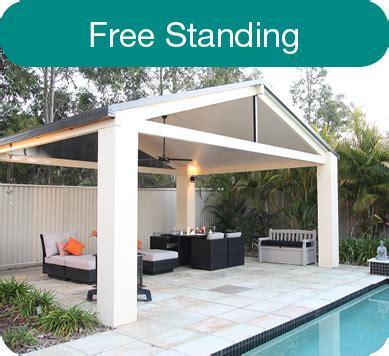 Corrugated Patio Roof Solarspan 174 Patios And Pergolas Design Ideas Builders