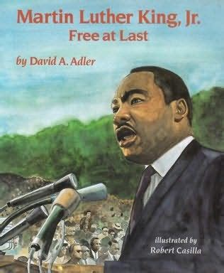 martin luther king picture book martin luther king jr by david a adler