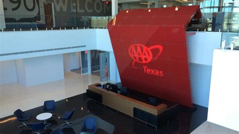 Aaa Office Houston by Aaa Opens New Coppell Headquarters Plans To Fill