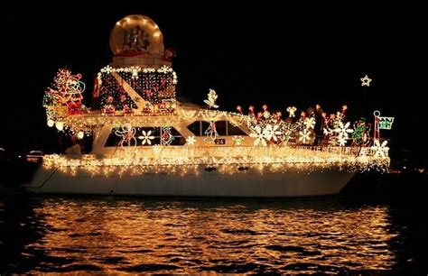 holiday haps stockton delta reflections lighted boat parade