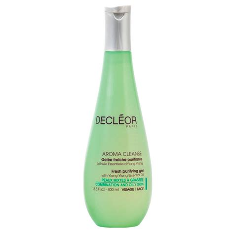aroma gel decl 233 or aroma cleanse fresh purifying gel combination and