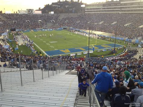 rose bowl section 14 h rose bowl seating chart view section best flowers and