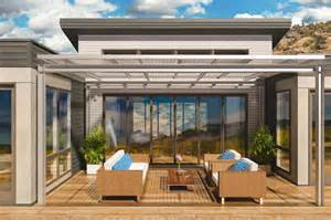 modular guest house california blu homes unveils southern california breezehouse prefab