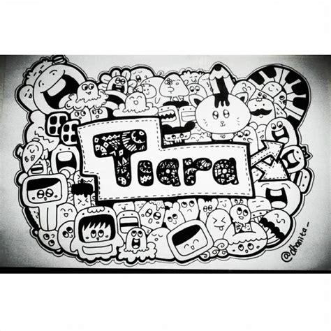 doodle ulang tahun my biodata tiara putri