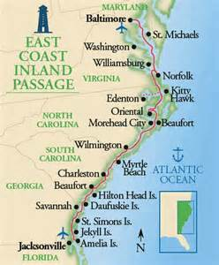 map of carolina coast towns top 25 best east coast beaches ideas on nc
