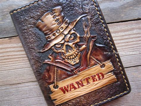 Carving Leather 119 best carved skulls images on leather