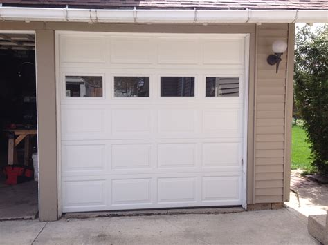 9x7 Garage Door by Garage 9 215 7 Insulated Garage Door Home Garage Ideas