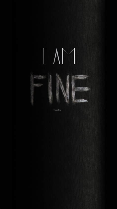 wallpaper dark life 60 typography iphone wallpapers download for free
