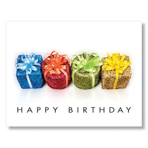 Gift Birthday Card - birthday gifts greeting card