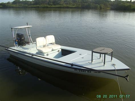 hells bay flats boats for sale meet phil carter s 2007 quot tom gordon quot built hell s bay